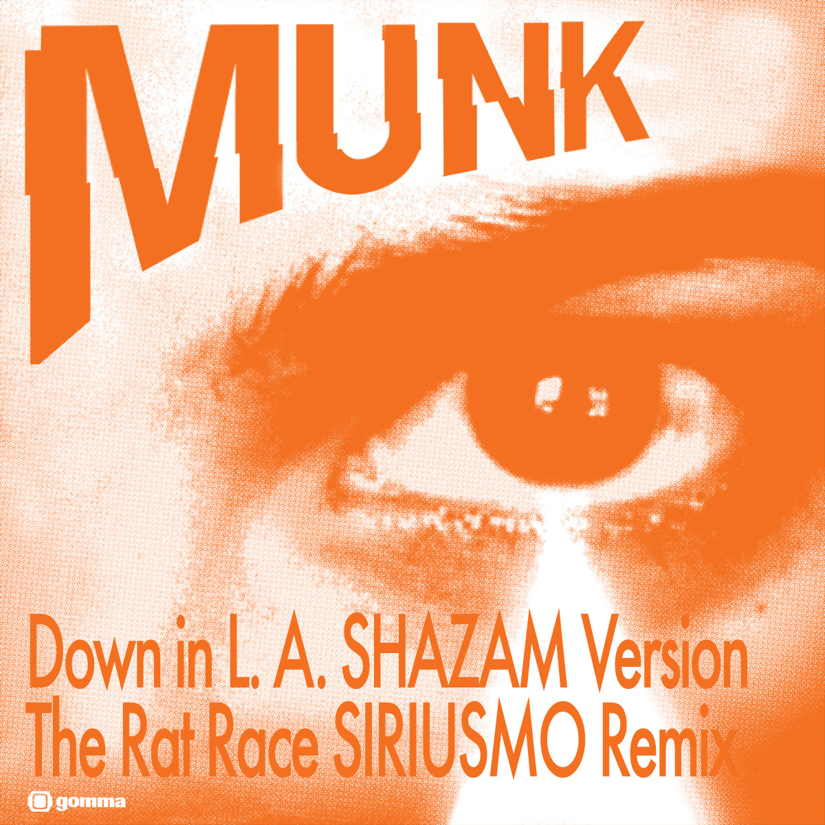 Munk - Down In L.A. / The Rat Race RMXs