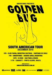 Golden Bug Tour