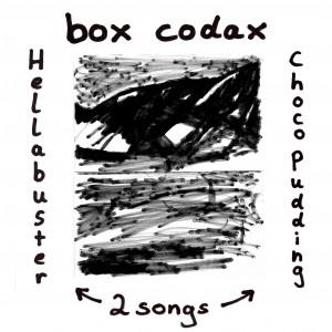 GOMMA153 Box Codax cover