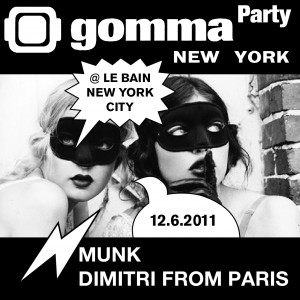 Flyer Munk NYC PARTY