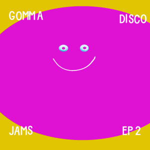 gomma disco jams 2 Artwork v2