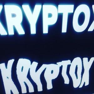 kryptox bildschirm